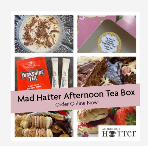 mad hatter box